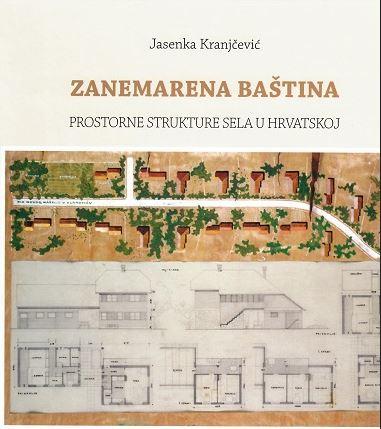 NOVA KNJIGA Jasenka Kranjčević, Zanemarena baština